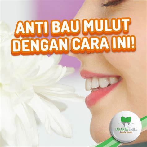 Byedeo Anti Bau Badan Alami anti bau mulut dengan cara ini jakarta smile