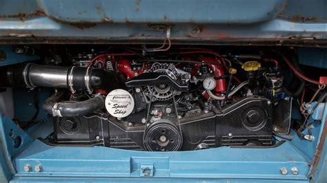 how cars engines work 1991 volkswagen type 2 head up display volkswagen type 2 400hp ej20 subaru sti swap youtube