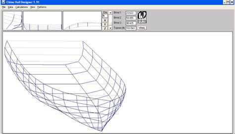 boat drawing software boat design freeware sailing build plan