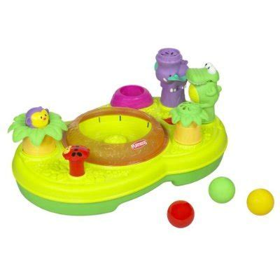 fp mania playskool busy ball tivity center