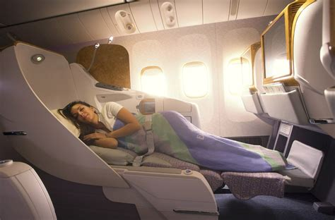 Emirates Business Class | passion for luxury emirates a luxury hotel up in the air