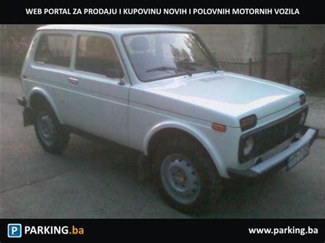 Lada Niva Polovna Lada Niva Banja Luka Parking Ba Autopijaca Banja