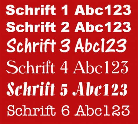Buchstaben Aufkleber Einzeln by Aufklebermachershop Zahlen Aufkleber G 252 Nstig