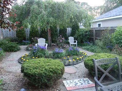 Grassless Backyard Ideas with Grassless Backyard Outside Pinterest