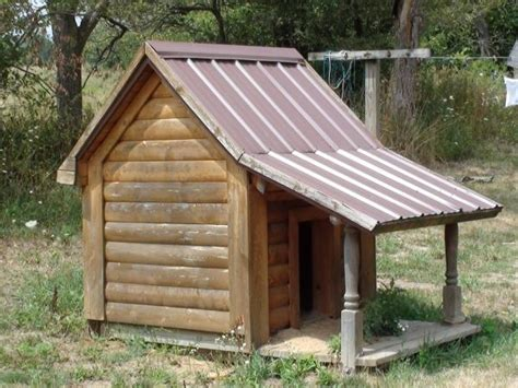 log cabin dog house plans a 5ft by 5ft log cabin dog house with a 3ft leant to front porch for ur dog to rest