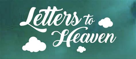 cartas al cielo 8415916647 cartas al cielo mensajes para aquellos que ya no est 225 n revista el federal
