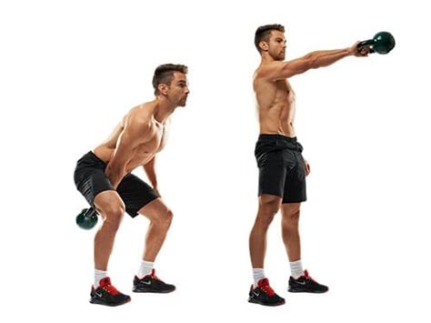 double arm kettlebell swing 22 kettlebell exercises that will kick your ass