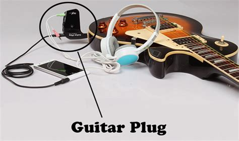 Harga Usb Efek Gitar Android lifier gitar dengan headphone nux gp 1 black