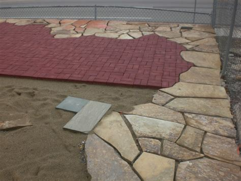 outdoor flooring the idea of outdoor flooring over concrete homesfeed