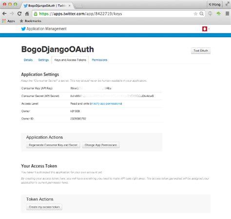 django creating login django python social auth getting app id oauth2