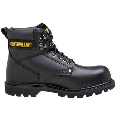 steel toed boots for hiking journey adventure caterpillar s 2nd shift 6