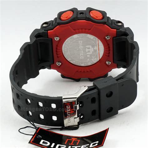 Digitec Dg 2109 T Canvas Biru bagian belakang digitec dg 2012t toko jam tangan branded