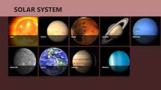 solar system colors system 8 planets pics about space