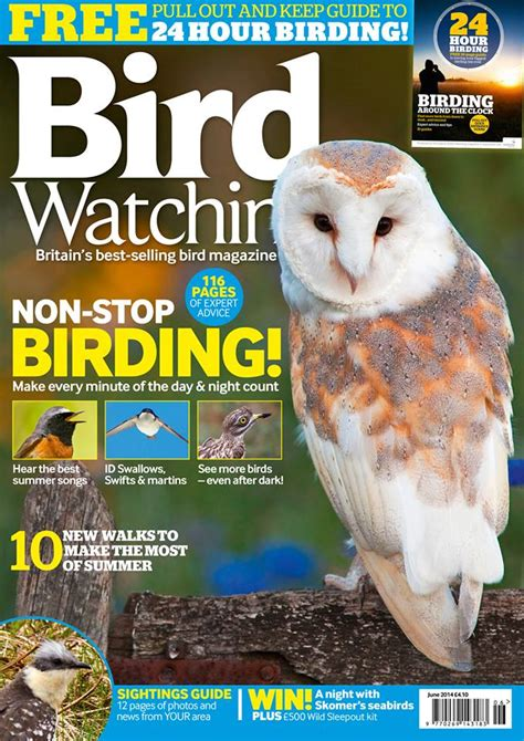 bird watching magazine subscription discount 2 year