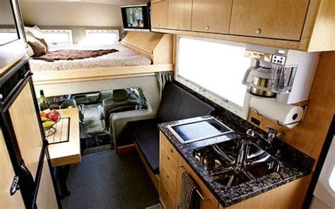 Sleeper Inside View by Kenworth Sleeper Cabs Interior View Images Biggg