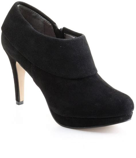 adrienne vittadini polenta suede ankle boots where to