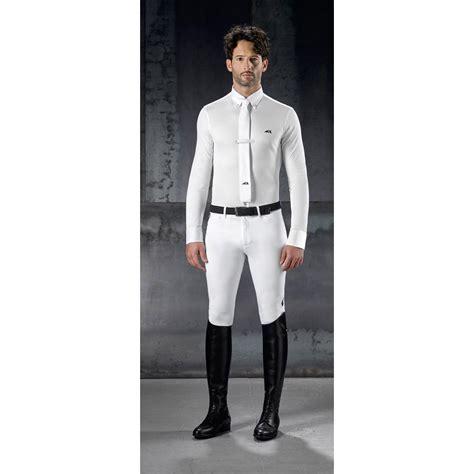 Pers Premium L 42 camicia uomo a manica lunga in tessuto tecnico