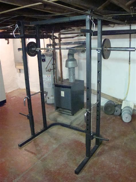 Weider Pro Rack by Weider Pro 545 Squat Rack Includes Pulley And Cable System Flickr Photo