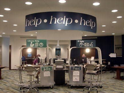 augusta university help desk 46 best images about reference desks on pinterest