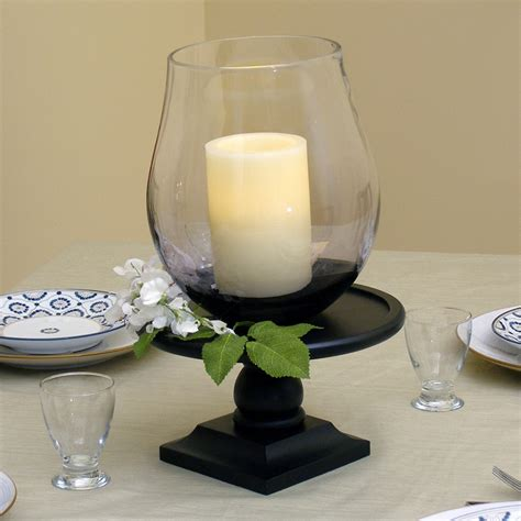 wholesale pacific accents bordeaux flameless candle holder