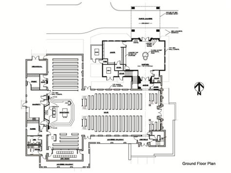 Catholic Church Floor Plan Designs | new floorplans sacred heart catholic church rockport tx