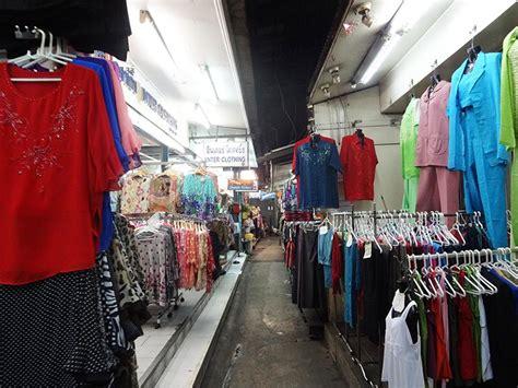 clothes shopping in bangkok