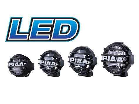 Piaa Led Lights by 2013 Piaa Returns To Sema Major Exhibit To Highlight Led