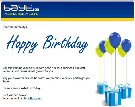 Happy Birthday Wishes Email Web Birthday Greetings Through Email Sites And Facebook