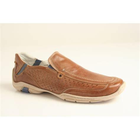 josef seibel quot pietro 01 quot s slip on shoe in castagne