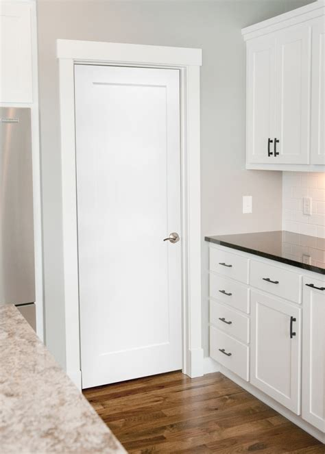 Solid Core Molded Interior Doors Heritage Millwork Inc Flat Panel Interior Doors