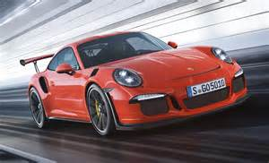 Porsche Gt3 Horsepower 2016 Porsche 911 Gt3 Rs Gets 500 Horsepower Autonation