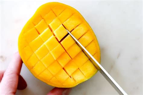 what color is a ripe mango how to cut a mango like a pro how to tell if a mango is