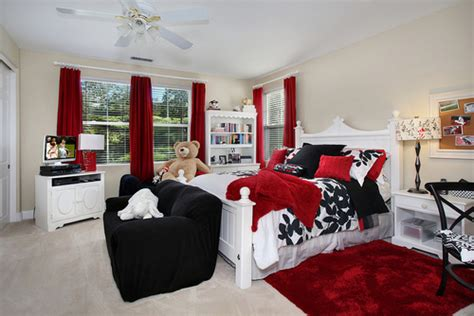 red white and black bedroom bedroom black photography red image 634291 on