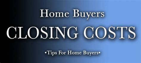 who pay for closing cost when buying house real estate closing costs