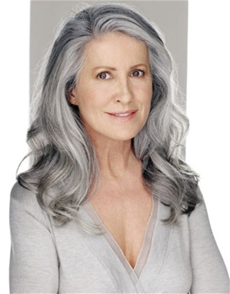 hairstyles for turning grey 17 best ideas about long gray hair on pinterest blonde