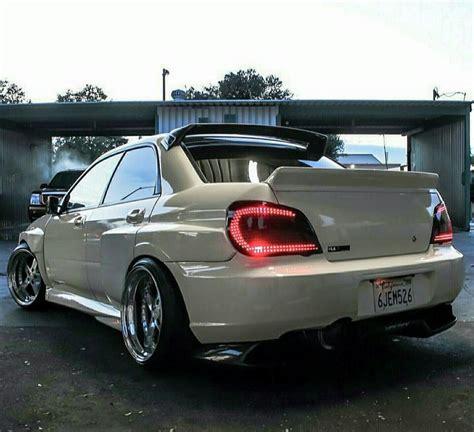 Suzuki Wrx Impressive Subaru Impreza Wrx Sti Mods