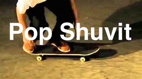 how to get comfortable on a skateboard how to pop shuvit trick tips skateboard tricks for