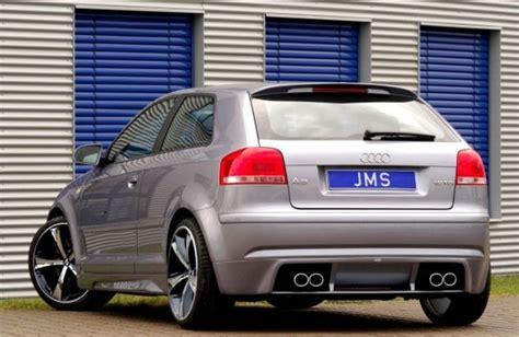 Audi A3 Tuning Shop by Heckansatz Racelook Audi A3 8p Jms Fahrzeugteile Tuning