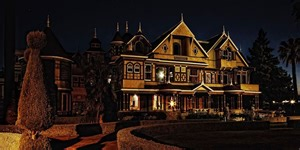 winchester mystery house the winchester mystery house could host sleepovers huffpost