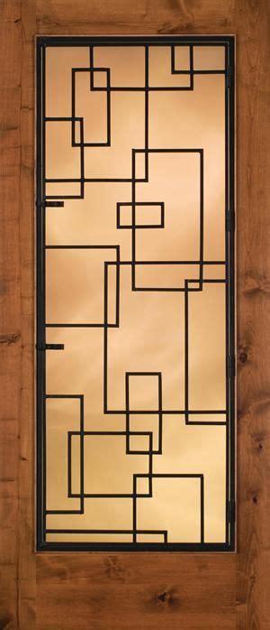 glass inlay front doors best 25 window grill design ideas on window