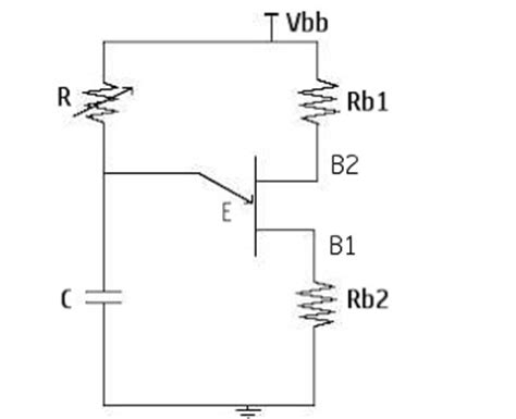 oscillator variable capacitor ujt relaxation oscillator my circuits 9