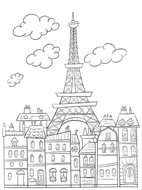 coloring book pages paris free coloring pages of france regions