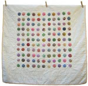 yoyo bliss baby quilt kit make a baby quilt by
