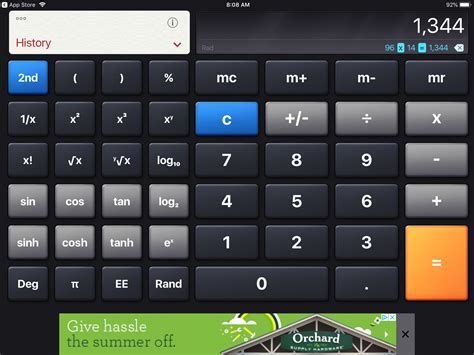 calculator on ipad the best calculator apps for ipad