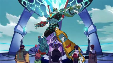 voltron legendary defender is a reboot done right