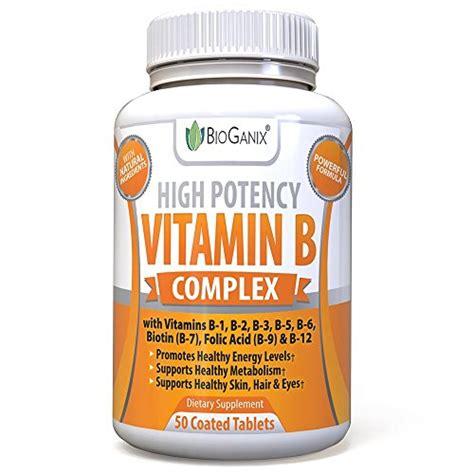 best vitamin b complex vitamin b complex 100 supplement with vitamin b12 b1 b2