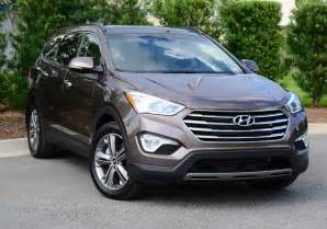 2013 hyundai santa fe limited fwd review test drive