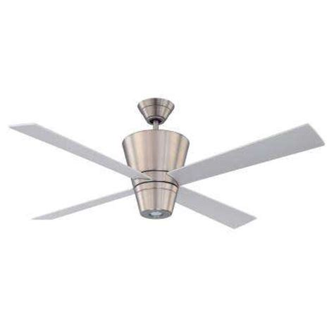 Modern Ceiling Fans Home Depot by Nickel Modern Ceiling Fans Ceiling Fans