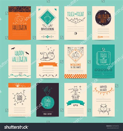flyer cards template invitation greeting card flyer stock