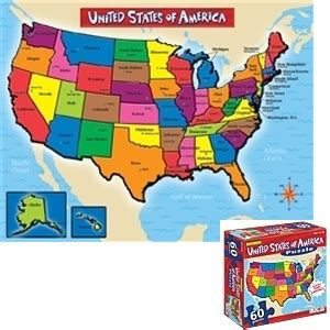 usa map puzzle usa map puzzle made in usa ohsay usa